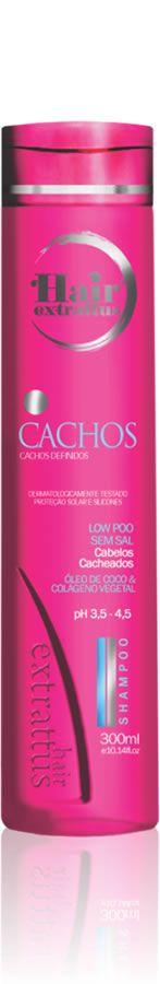 Shampoo Cachos - 300ml