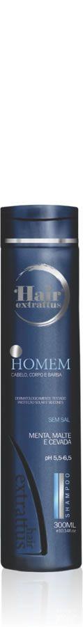 Shampoo Homem - 300ml