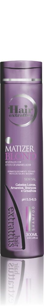 Shampoo Matizer Blond - 300ml