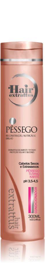 Shampoo Pêssego - 300ml