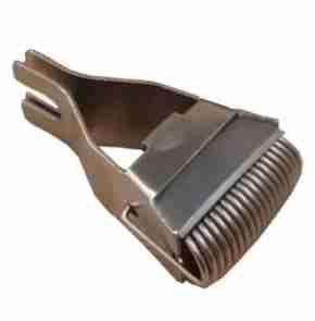 cortador de linha, serve em todas as maquinas planas e de braço