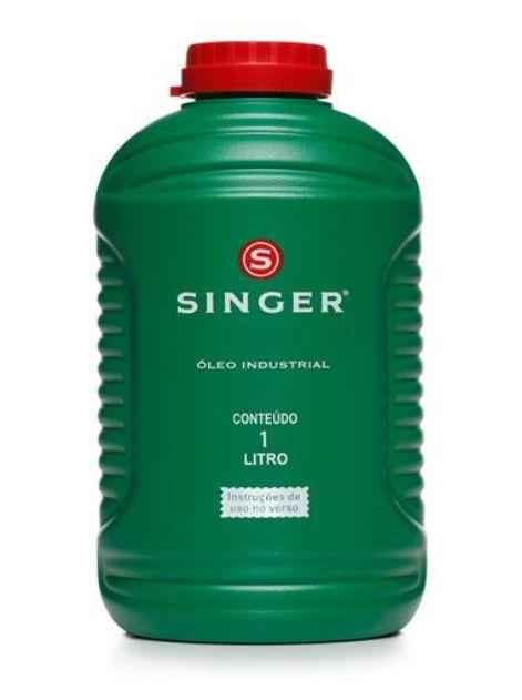 ÓLEO BRANCO SINGER 1 litro
