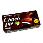 Alfajor de Chocolate Cacau Choco Pie 6 unidades