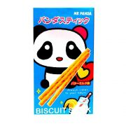 Biscoito de Palito sabor leite Mr. Panda 40g