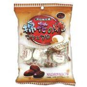 Marshmallow com recheio de sabor Chocolate 100g