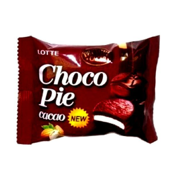 Alfajor de Chocolate Cacau Choco Pie 6 unidades