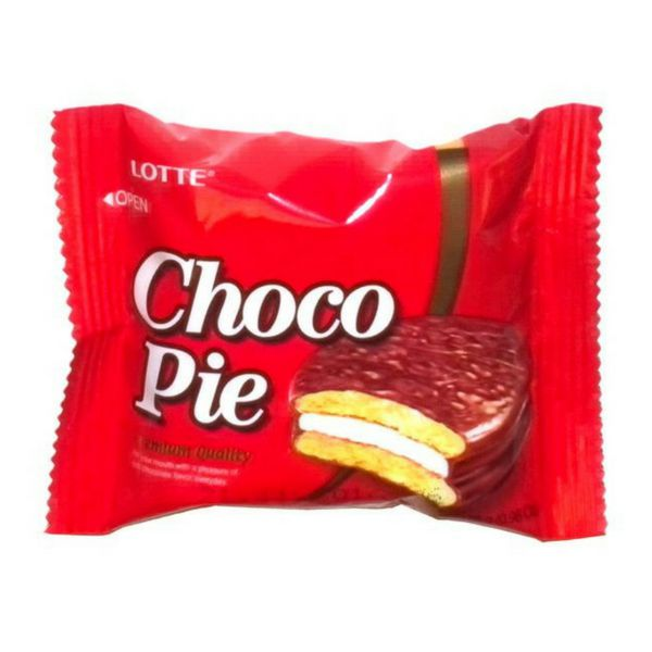 Alfajor de Chocolate Choco Pie 12 unidades
