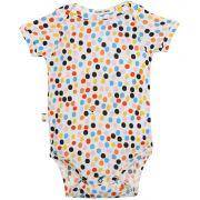 Body Bebê Dots micromodal