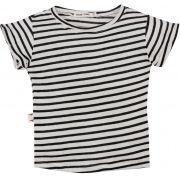 Camiseta infantil listras