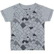 Camiseta mescla Montanhas