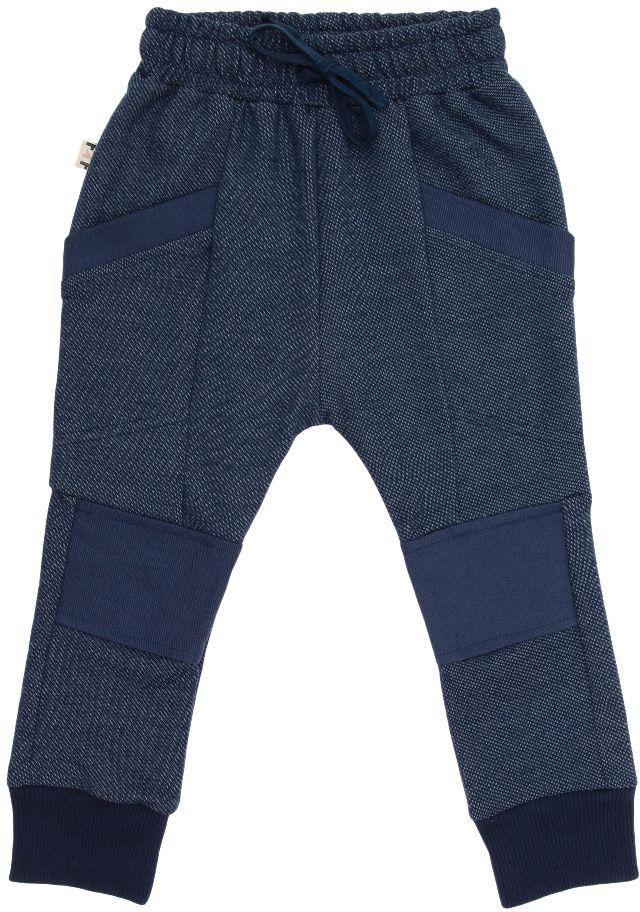 Calça infantil azul denim