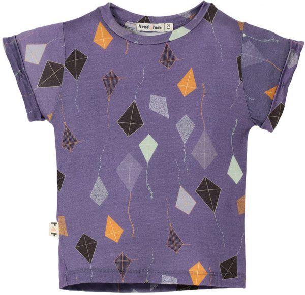 Camiseta  infantil Pipa micromodal