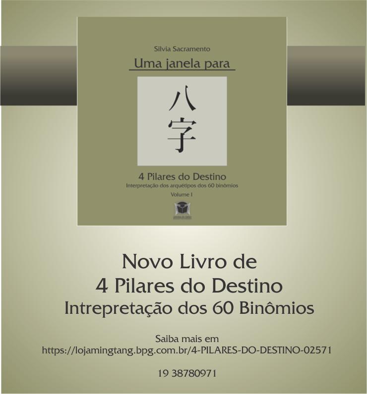 4 Pilares do Destino II - 60 Binômios - A imagem do destino - 60 Dragões