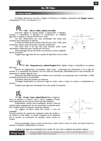 Cálculo de Datas Propícias