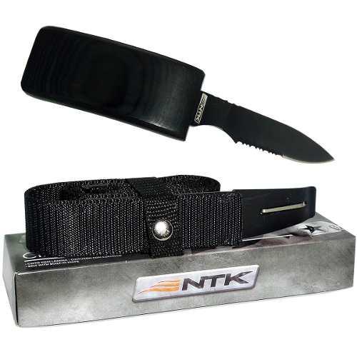 Cinto Canivete Faca Tático Spy Ntk Defesa Pessoal Emergência