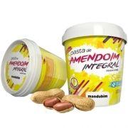 Pasta de Amendoim Integral 450g - Mandubim
