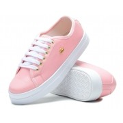 Tenis Casual GTS Freedom Rosa