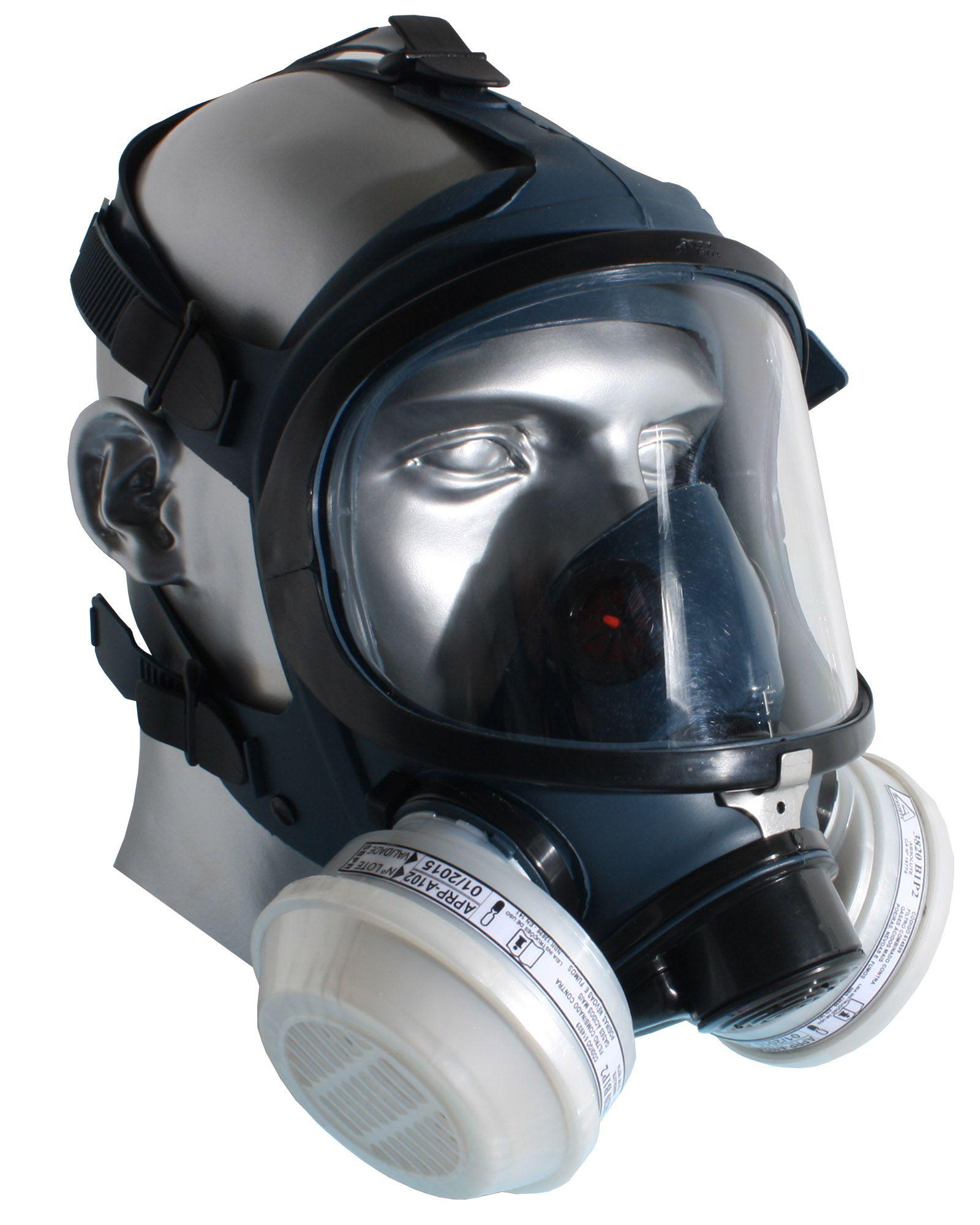 Máscara Facial Inteira FULL FACE ABSOLUTE - Produto Comercializado SEM FILTRO