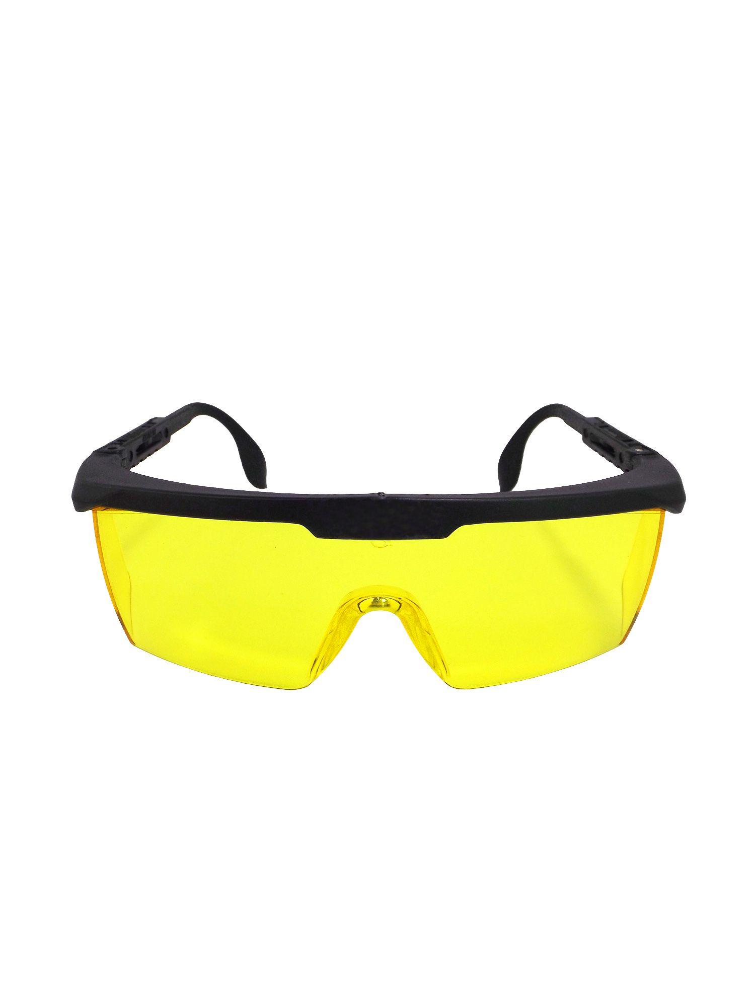 Óculos De Proteção Kalipso Rio de Janeiro - Jaguar Amarelo
