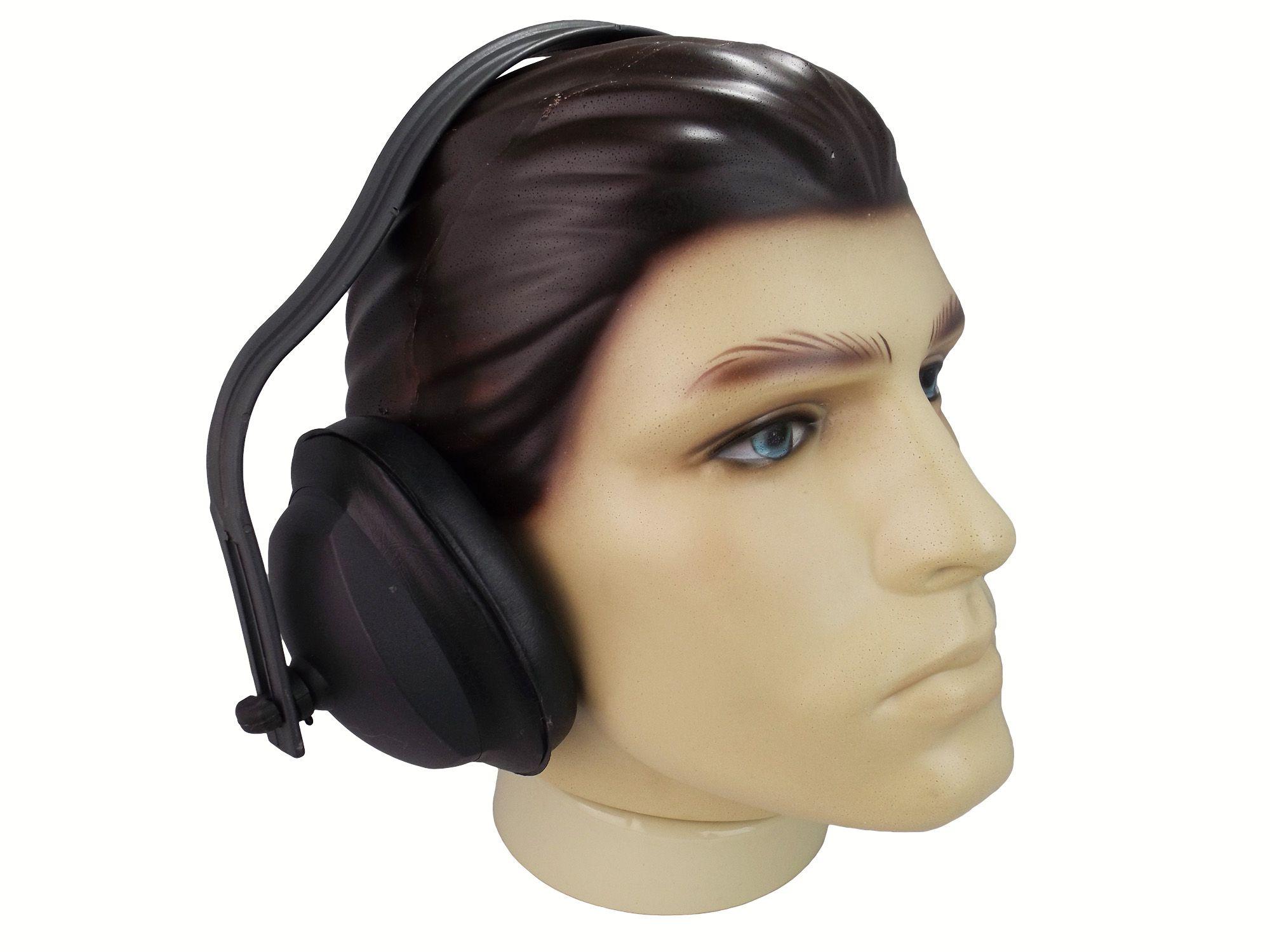 Protetor Auricular Abafador Tipo Concha