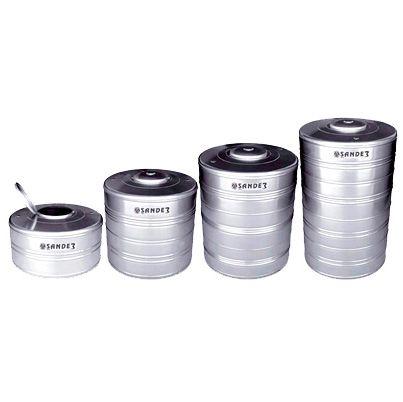 Caixa D'Água de Aço Inox Sander AC