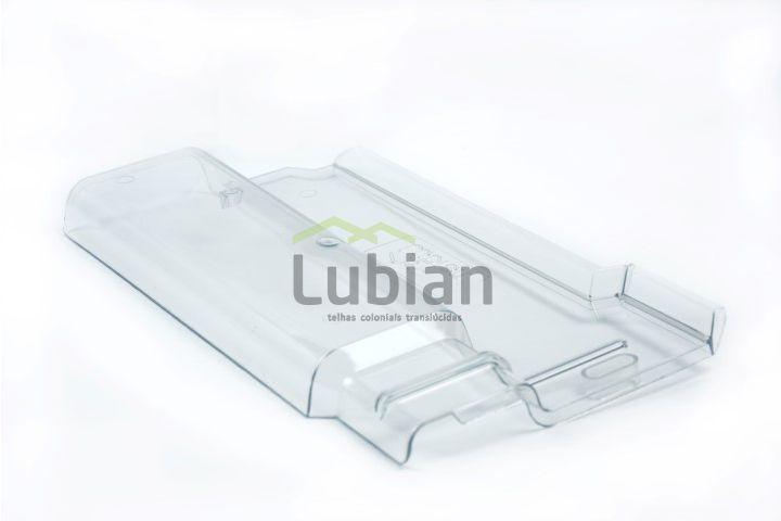 Telha de PET Transparente Lubian