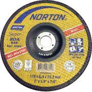 "Disco de Desbaste 7"" BDA 640 Super - Norton"