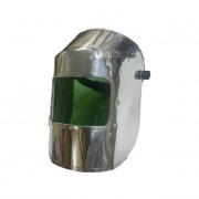 Protetor Facial incolor em Alumínio e Capacete em Celeron - CA 32.725