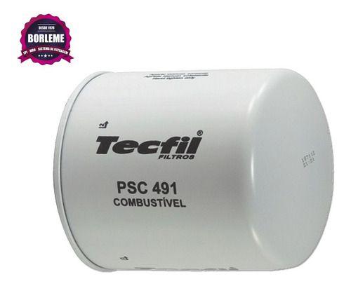 Filtro De Combustível Tecfil Psc491
