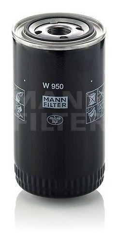 Filtro Óleo Mann-filter W950/16