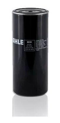 Filtro De Óleo Mahle Oc121