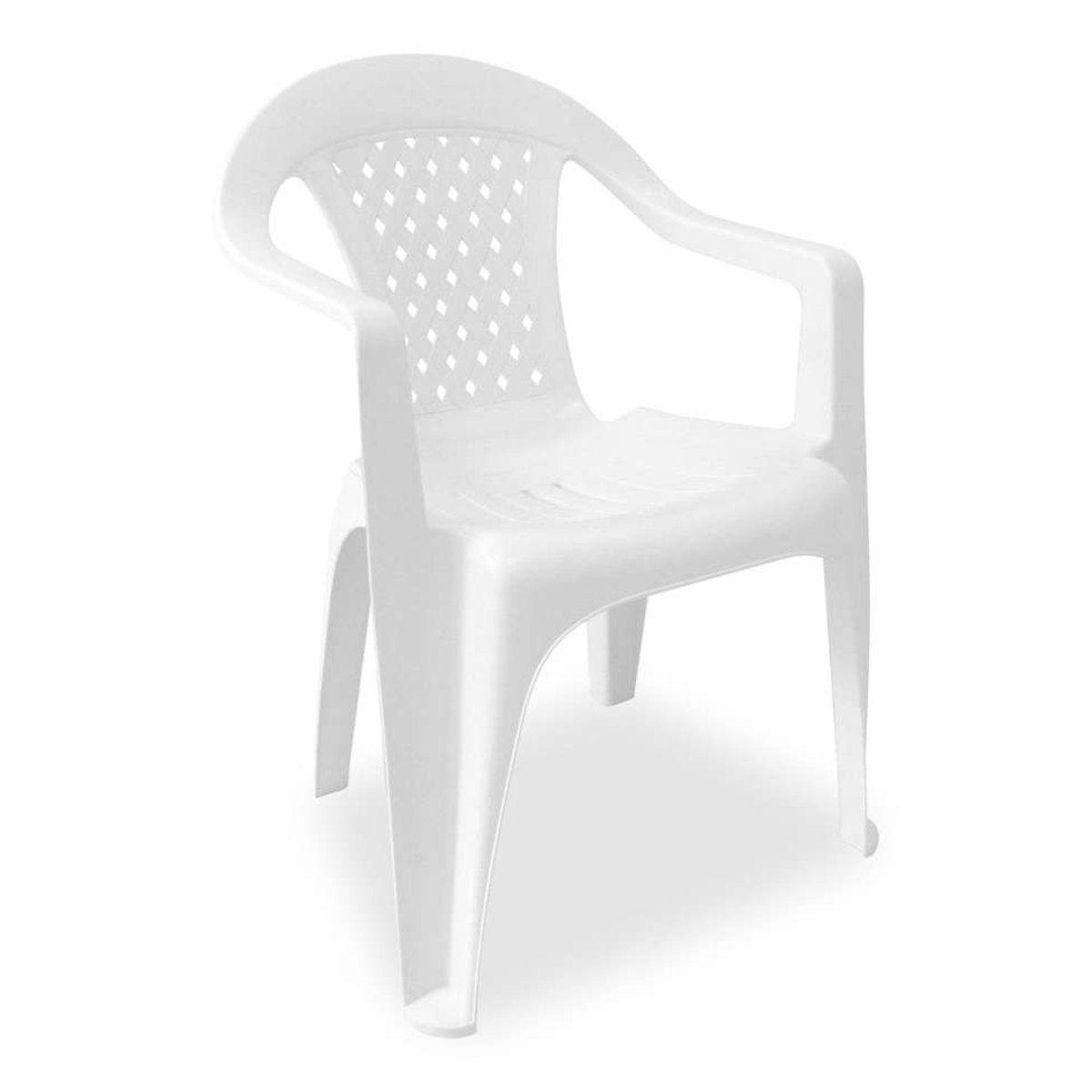 Cadeira de Plástico Dolphin