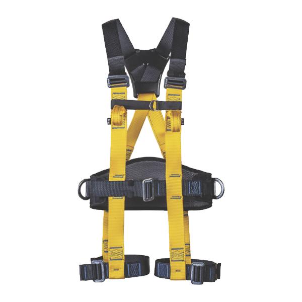 Cinto Paraquedista 3 Argolas AT7015 Athos Confort - CA 37977