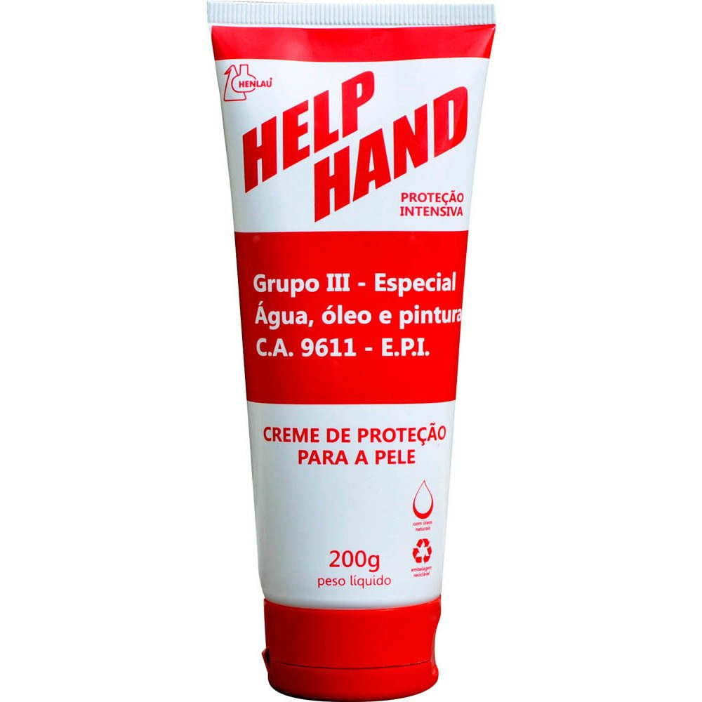 Creme Help Hand Grupo 3 - CA 9611