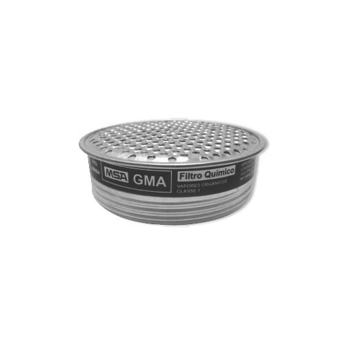 Filtro Vapores Orgânicos GMA MSA