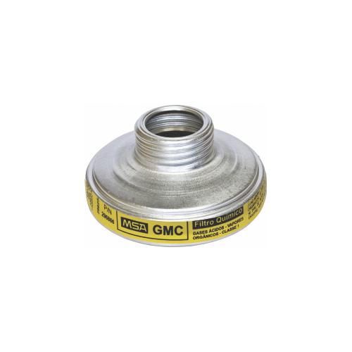 Filtro Vapores Orgânicos GMC MSA