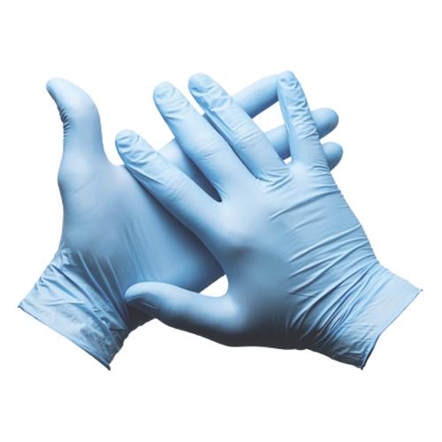Luva Nitrílica Para Procedimento - CA 31.410