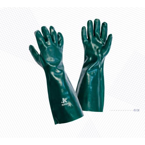 Luva PVC com Forro Kalipso - CA 21420
