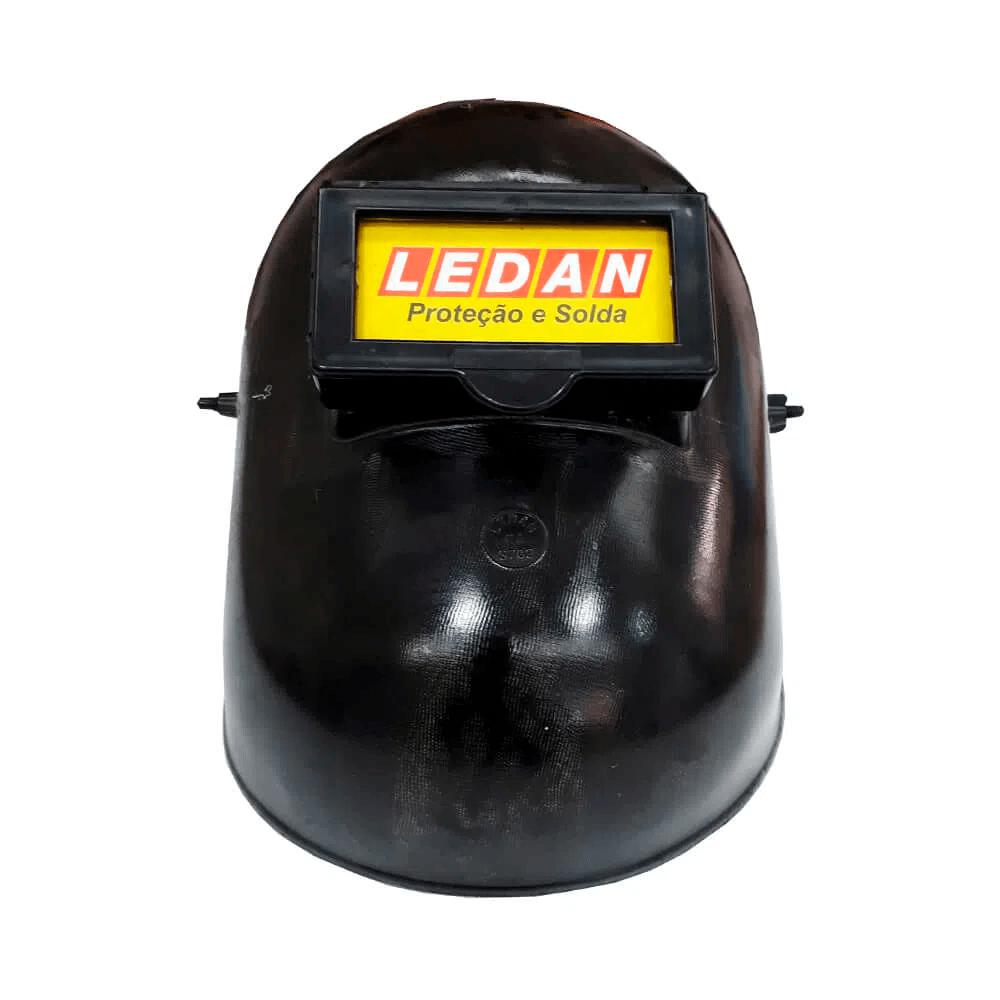 Máscara Celeron Visor Articulado 735 Ledan - CA 3702