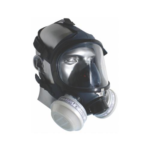 Máscara Full Face Absolute com Entrada para 2 Filtros - CA 16774