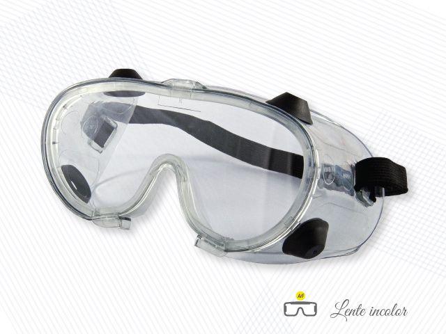 Óculos Ampla Visão com Válvula - CA 11285