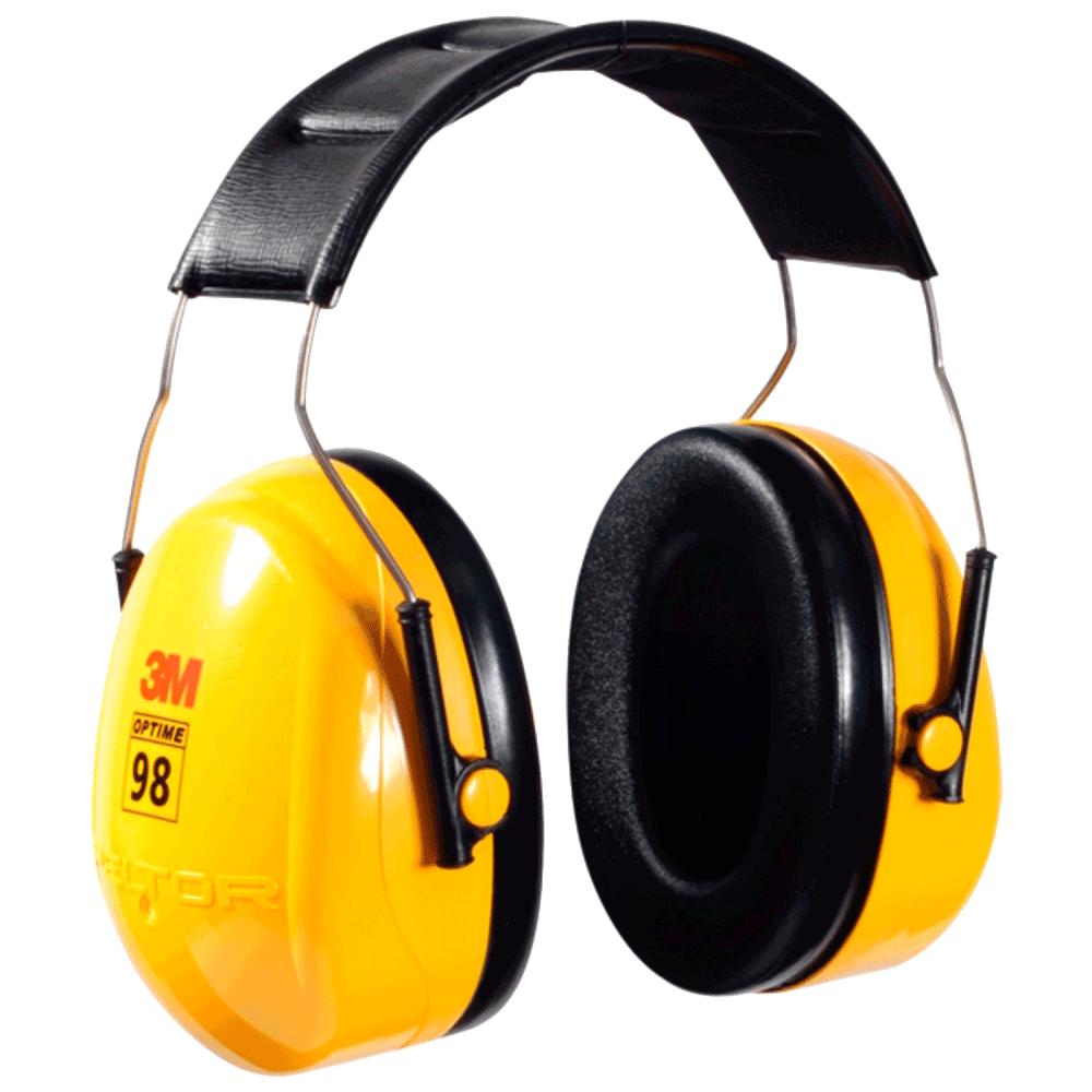Protetor Auditivo Fone H9A 3M - CA 12189