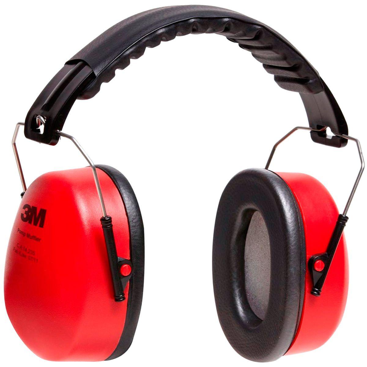 Protetor Auditivo Fone Pomp Muffler 3M - CA 14235