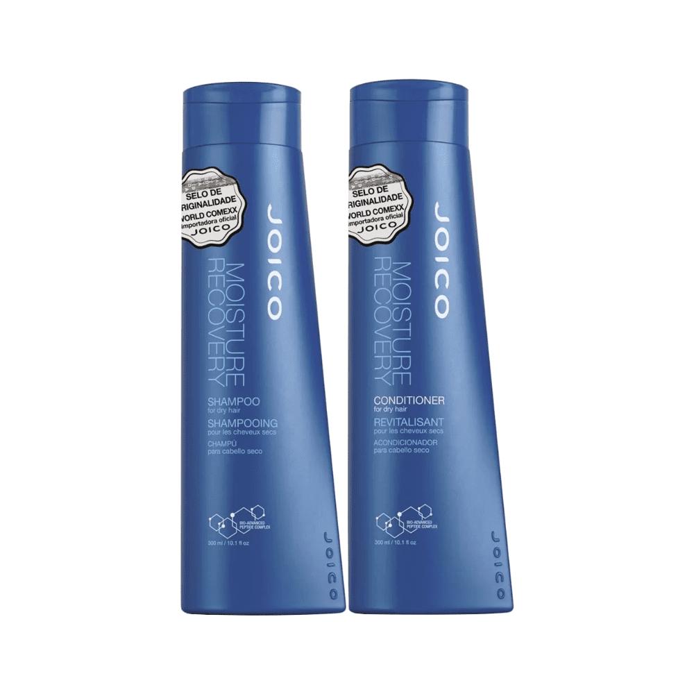 Kit Joico Moisture Recovery Duo (2 Produtos): Shampoo + Condicionador