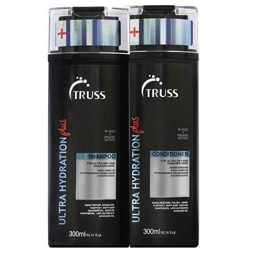 Kit Truss Ultra Hydration Plus: Shampoo + Condicionador