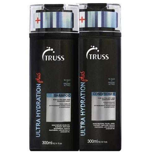 Kit Truss Ultra Hydration Plus: Shampoo + Condicionador