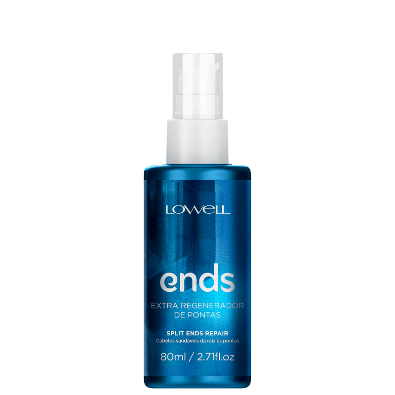Leave-in Extra Regenerador de Pontas Ends Lowell 80ml