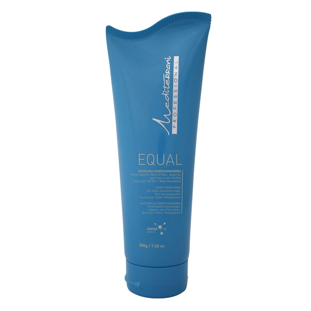 Máscara Conditioner Plus Equal Mediterrani 200ml