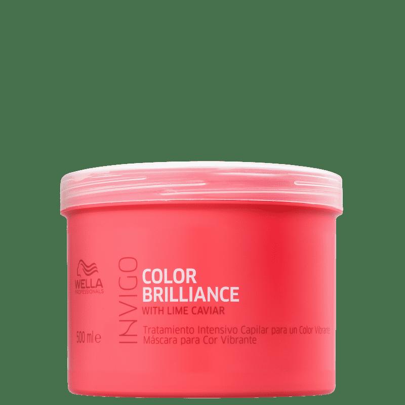 Máscara Invigo Color Brilliance Wella Professionals 500ml