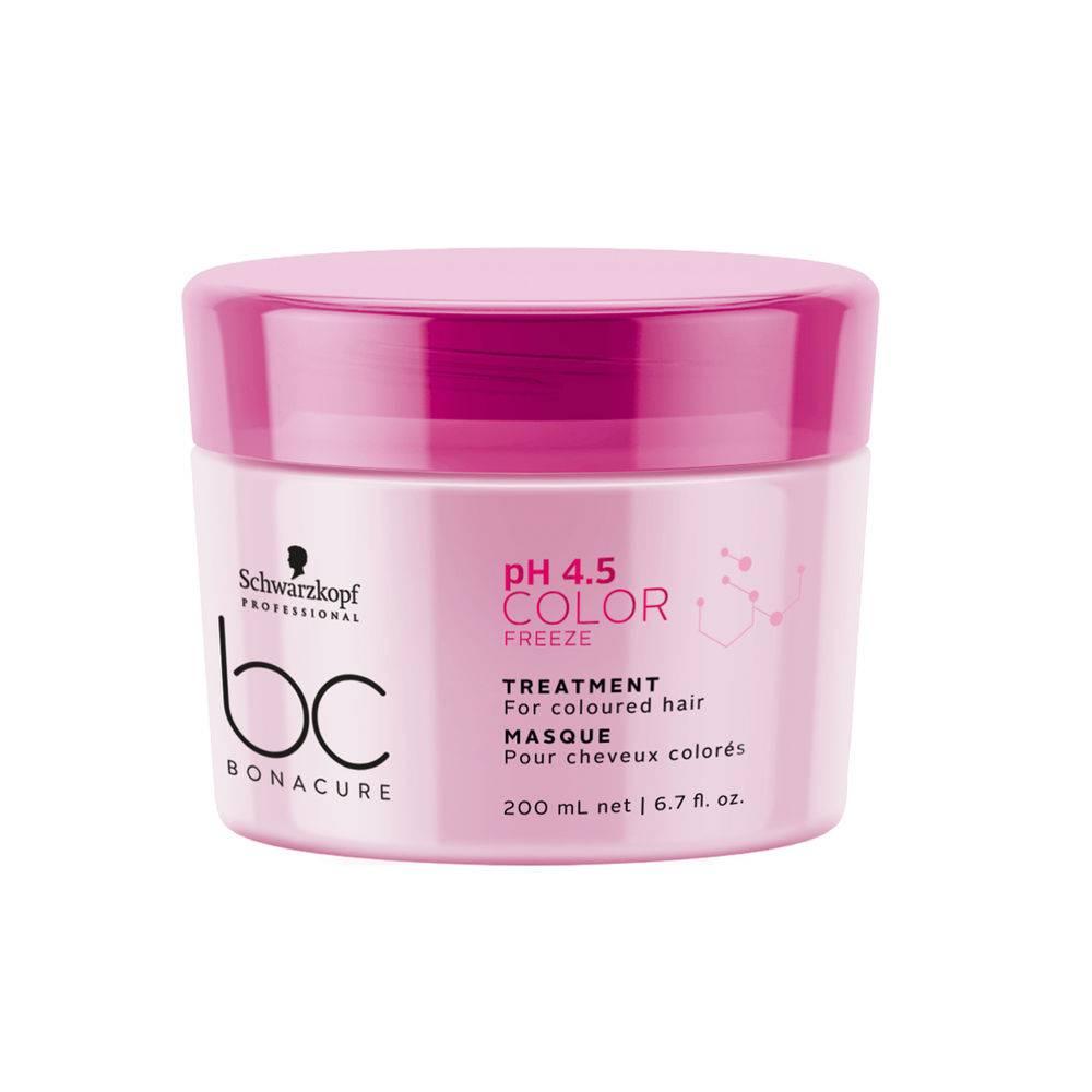 Mascara Schwarzkopf Bc Bonacure Ph 4.5 Color Freeze - 200ml